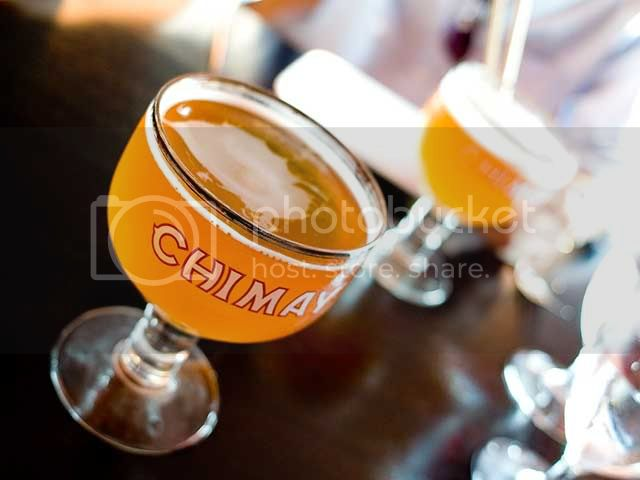 Chimay White Label,Azie,Passport Foodie,Teikoku
