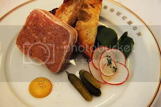 Pate,Bouchon,Thomas Keller,Passport Foodie,Yountville
