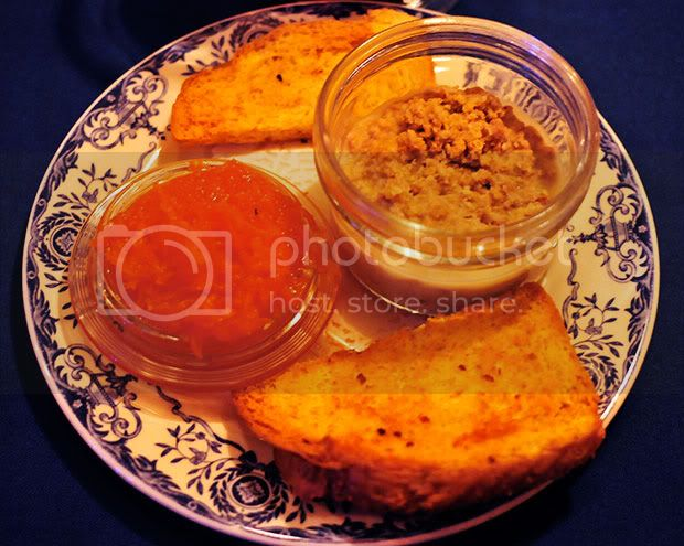 Restaurant Aux Anciens Canadiens,Game Pate,Carrot Preserve,Passport Foodie,Taylor Young Photography