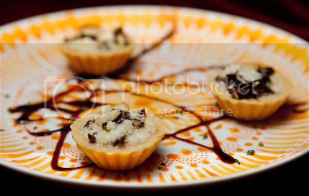 Talula's Table,Kennett Square,Pennsylvania,Farm Table,Mushroom Tarts with Truffle Honey