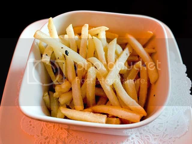 Truffle Fries,Passport Foodie,Azie,Teikoku